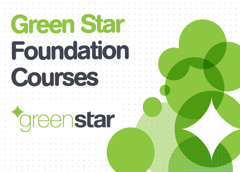 Green Star Foundation Courses