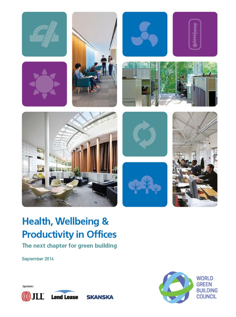 world GBC document health in offices