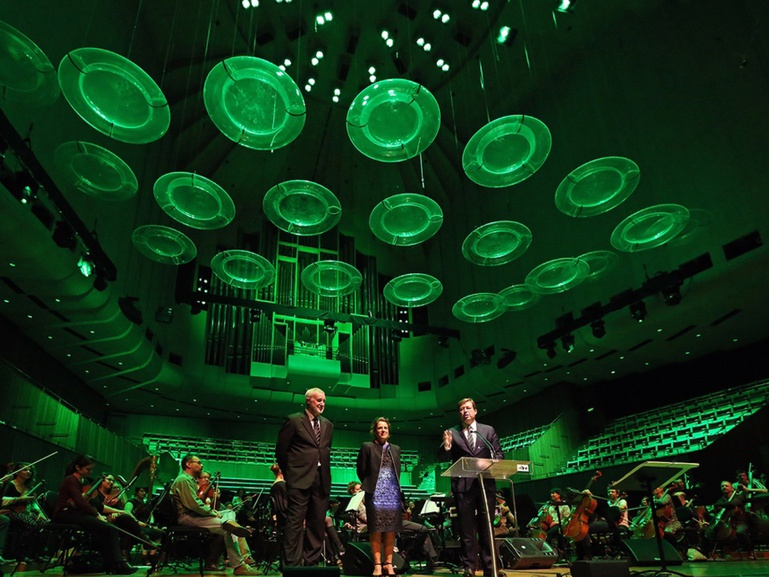 sydney opera house green star performance 2015