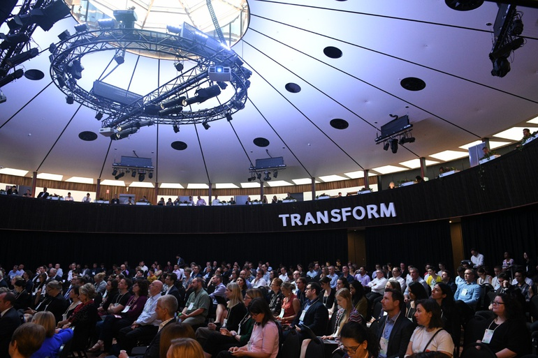 transform conference
