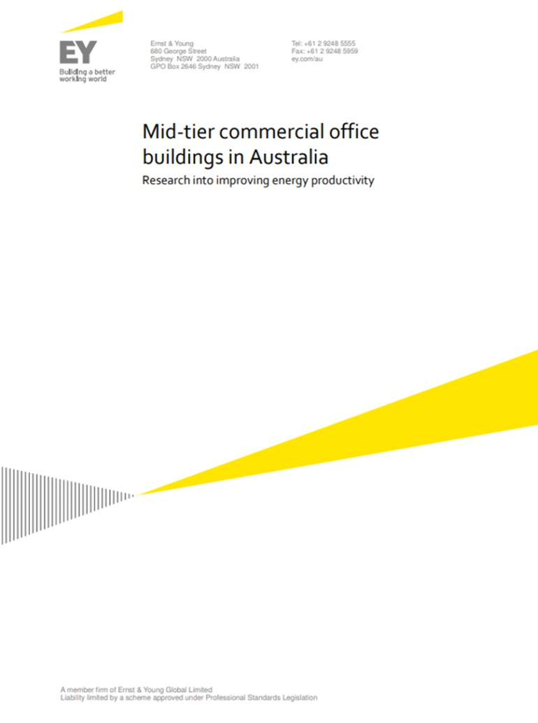 mid tier commercial office