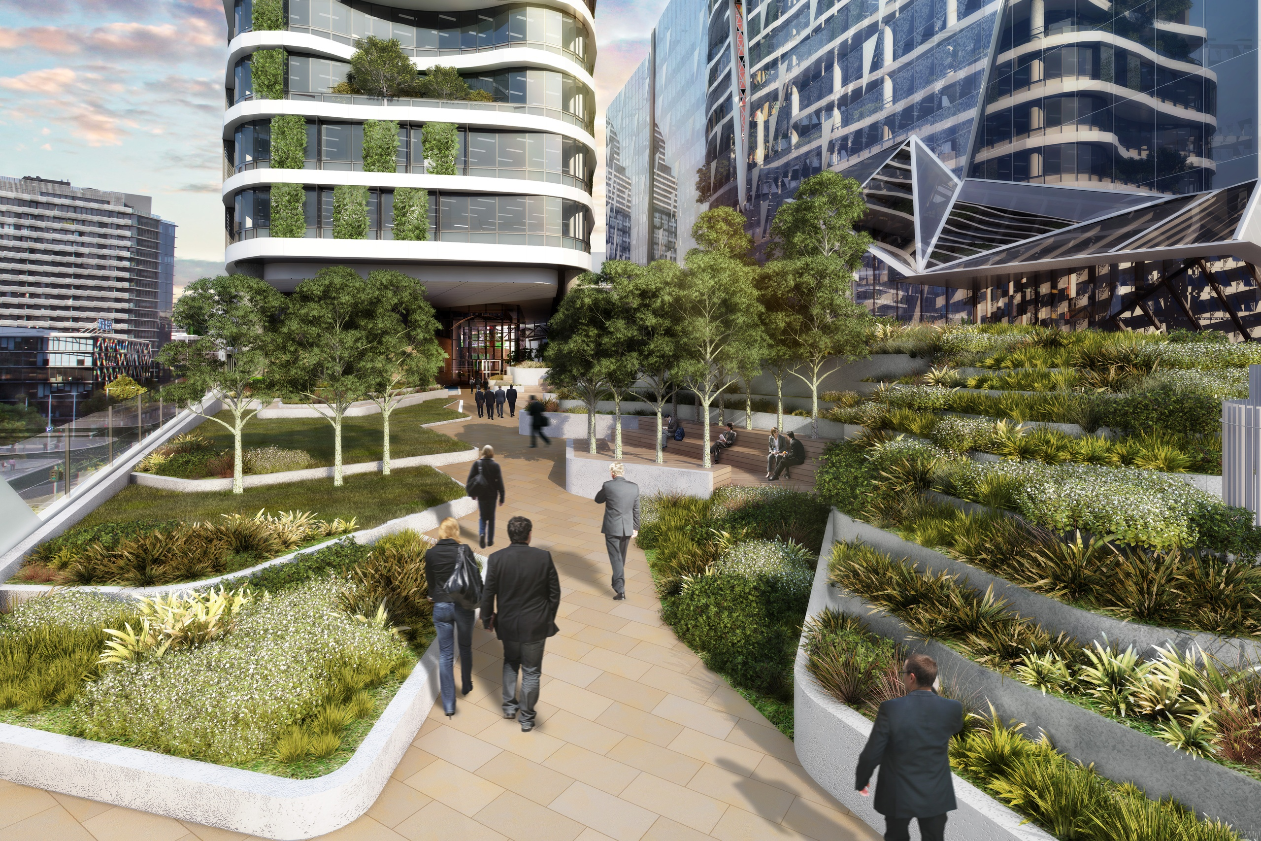 Sustainability in our built environment