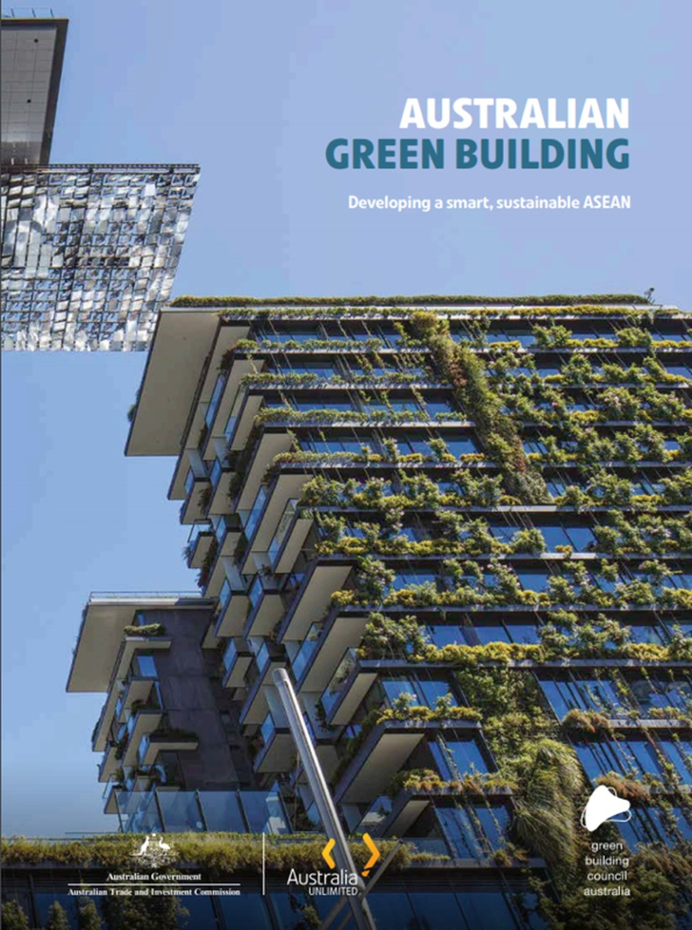 Australian Green Building document cover