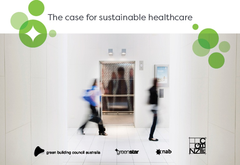 sustainable healthcare document gbca nzgbc