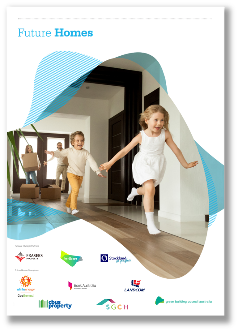 the future homes paper articulates our vision for the residential sector
