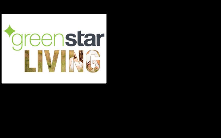 Green Star Living logo